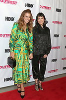 """LOS ANGELES - JUL 20:  Kate Walsh, Zoe Chao at the 2019 Outfest Los Angeles LGBTQ Film Festival Screening Of """"Sell By"""" at the Chinese Theater 6 on July 20, 2019 in Los Angeles, CA"""