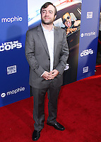 "HOLLYWOOD, LOS ANGELES, CA, USA - AUGUST 07: Derek Waters at the Los Angeles Premiere Of 20th Century Fox's ""Let's Be Cops"" held at ArcLight Cinemas Cinerama Dome on August 7, 2014 in Hollywood, Los Angeles, California, United States. (Photo by Xavier Collin/Celebrity Monitor)"