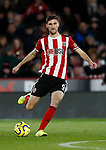 Chris Basham of Sheffield Utd during the Premier League match at Bramall Lane, Sheffield. Picture date: 5th December 2019. Picture credit should read: Simon Bellis/Sportimage