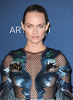 LOS ANGELES, CA - NOVEMBER 02: Amber Valletta at  LACMA 2013 Art + Film Gala held at LACMA  in Los Angeles, California on November 2nd, 2012 in Los Angeles, CA., USA.<br /> CAP/DVS<br /> &copy;DVS/Capital Pictures