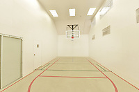Basketball Court at 201 West 89th Street