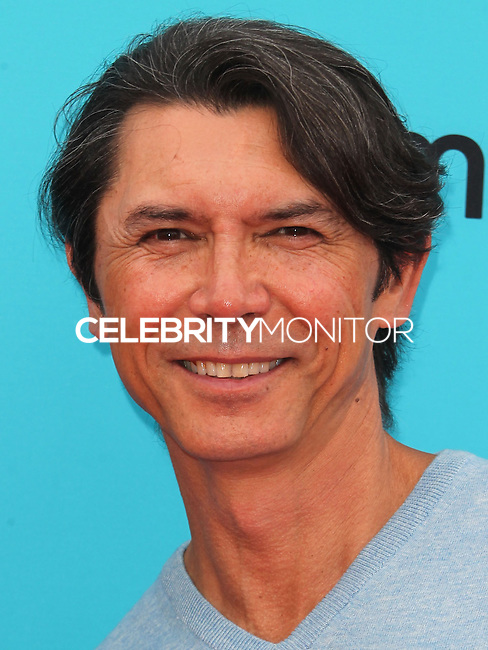 UNIVERSAL CITY, CA, USA - SEPTEMBER 21: Lou Diamond Phillips arrives at the Los Angeles Premiere Of Focus Features' 'The Boxtrolls' held at Universal CityWalk on September 21, 2014 in Universal City, California, United States. (Photo by Celebrity Monitor)