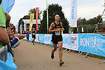 2018-09-16 Run Reigate 160 JH Finish rem