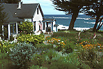 View from Agate Cove Inn, Mendocino, California