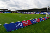 A general view of Moss Rose home of Macclesfield Town FC<br /> <br /> Photographer Andrew Vaughan/CameraSport<br /> <br /> The EFL Sky Bet League One - Macclesfield Town v Lincoln City - Saturday 15th September 2018 - Moss Rose - Macclesfield<br /> <br /> World Copyright &copy; 2018 CameraSport. All rights reserved. 43 Linden Ave. Countesthorpe. Leicester. England. LE8 5PG - Tel: +44 (0) 116 277 4147 - admin@camerasport.com - www.camerasport.com