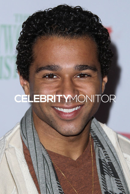 HOLLYWOOD, CA - DECEMBER 01: Actor Corbin Bleu arrives at the 82nd Annual Hollywood Christmas Parade held at Hollywood Boulevard on December 1, 2013 in Hollywood, California. (Photo by Xavier Collin/Celebrity Monitor)