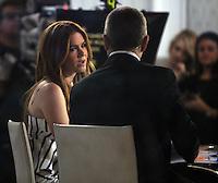 NEW YORK, NY - NOVEMBER 17: Isla Fisher at NBC's Today Show in New York City on November 17, 2016. Credit: RW/MediaPunch