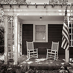SUMMER TIME -- A front porch just waiting for a few people and some iced tea. #michaelknapstein #midwestmemoir #blackandwhite #B&W #monochrome #motherfstop #wisconsin  #bwphotography #myfeatureshoot  #fineartphotography #americanmidwest #squaremag #lensculture #mifa #moscowfotoawards #moscowinternationalfotoawards #rps #royalphotographicsociety #CriticalMass #CriticalMassTop200 #photolucida  #portfolioshowcase11 #thegalaawards #thepolluxawards #flakphoto #ipe160 #ipe161 #grainedephotographe  #galleryofwisconsinart