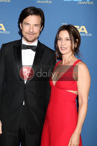 Jason Bateman, Amanda Anka<br /> at the 71st Annual Directors Guild Of America Awards, Ray Dolby Ballroom, Hollywood, CA 02-02-19<br /> David Edwards/DailyCeleb.com 818-249-4998