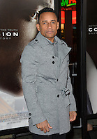 Actor Hill Harper at the premiere of his movie &quot;Concussion&quot;, part of the AFI FEST 2015, at the TCL Chinese Theatre, Hollywood.<br /> November 10, 2015  Los Angeles, CA<br /> Picture: Paul Smith / Featureflash