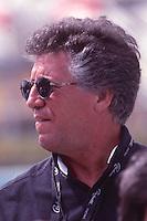 Mario Andretti, Marlboro Grand Prix of Miami, Homestead-Miami Speedway, Homestead, FL, March 15, 1998.  (Photo by Brian Cleary/www.bcpix.com)