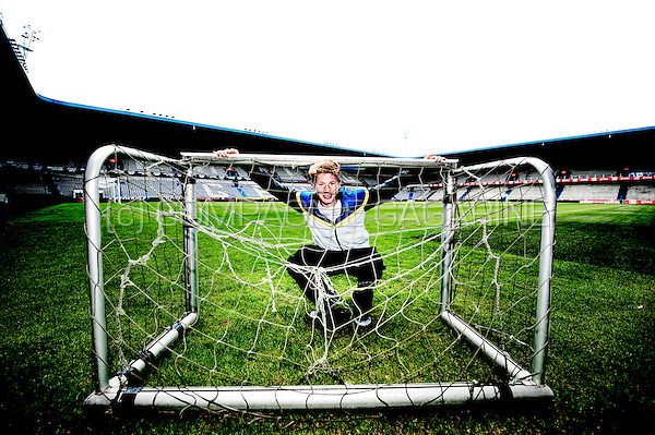 Belgian football player Kevin De Bruyne (Belgium, 09/04/2012)