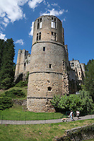 Grand Duchy of Luxembourg, Ruins of Beaufort castle