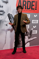 Tomatito attends to ARDE Madrid premiere at Callao City Lights cinema in Madrid, Spain. November 07, 2018. (ALTERPHOTOS/A. Perez Meca) /NortePhoto.com
