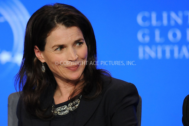 WWW.ACEPIXS.COM . . . . . ....September 24 2009, New York City....Actress Julia Ormond at the Clinton Global Initiative on September 24 2009 in New York City....Please byline: KRISTIN CALLAHAN - ACEPIXS.COM.. . . . . . ..Ace Pictures, Inc:  ..tel: (212) 243 8787 or (646) 769 0430..e-mail: info@acepixs.com..web: http://www.acepixs.com