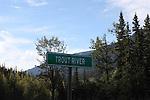 TROUT RIVER, BC, CANADA