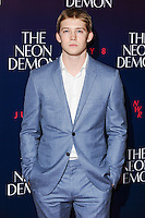Joe Alywn<br /> arrives for the premiere of &quot;The Neon Demon&quot; at the Picturehouse Central, London.<br /> <br /> <br /> &copy;Ash Knotek  D3125  30/05/2016