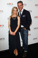 BEVERLY HILLS, CA, USA - MAY 06: Leigh Bantivoglio, Jeffrey Alan Marks at The American Society For The Prevention Of Cruelty To Animals Celebrity Cocktail Party on May 6, 2014 in Beverly Hills, California, United States. (Photo by Celebrity Monitor)