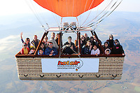 20151004 October 04 Hot Air Balloon Gold Coast