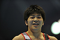 Koji Yamamuro (JPN), JULY 2, 2011 - Artistic Gymnastics : JAPAN CUP 2011 at Tokyo Metropolitan gymnasium, Tokyo, Japan. (Photo by Atsushi Tomura/AFLO SPORT) [1035]