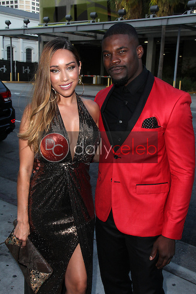 Korrina Rico, R.L. Scott<br />
