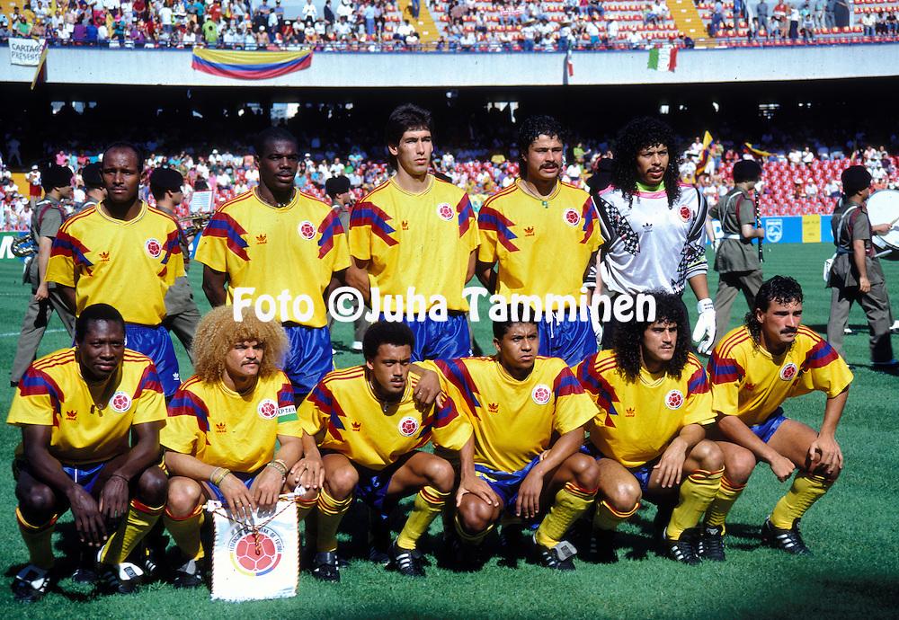 Cameroon - Colombia   Juha Tamminen