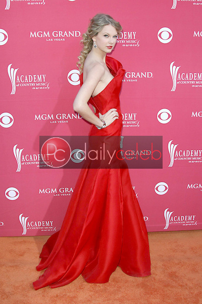 Taylor Swift<br />at the 44th Annual Academy of Country Music Awards. MGM Grand Garden Arena, Las Vegas, NV. 04-05-09<br />Dave Edwards/DailyCeleb.com 818-249-4998