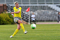 Sara Larsson...Saint Louis Athletica defeated Philadelphia Independence 2-1 at Anheuser-Busch Soccer Park, Fenton, MO.