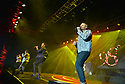 COCONUT CREEK, FL - FEBRUARY 28: (L-R) Nick Lachey, Justin Jeffre, Jeff Timmons and Drew Lachey of 98 Degrees perform on stage at Seminole Casino Coconut Creek on February 28, 2020 in Coconut Creek, Florida. ( Photo by Johnny Louis / jlnphotography.com )