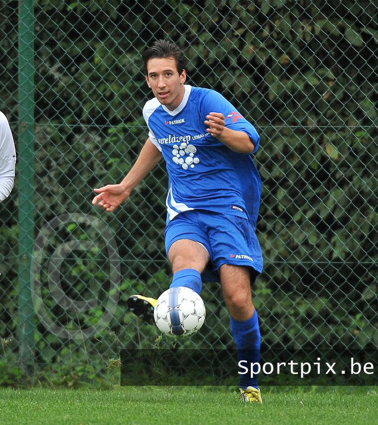 Beveren - Leie : Lorenzo Van Laere <br /> foto VDB / Bart Vandenbroucke