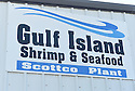 Gulf Island Shrimp and Seafood processing in Dulac, La.