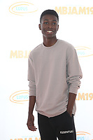 27 July 2019 - Hollywood, California - Niles Fitch. Michael B. Jordan And Lupus LA Present 3rd Annual MBJAM19 held at Dave & Busters. Photo Credit: FSadou/AdMedia