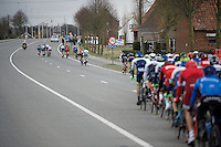 the escape taking shape<br /> <br /> 71st Dwars door Vlaanderen (1.HC)