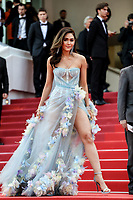 """CANNES - MAY 15:  Araya Alberta Hargate arrives to the premiere of """" LES MISÉRABLES """" during the 2019 Cannes Film Festival on May 15, 2019 at Palais des Festivals in Cannes, France.      <br /> CAP/MPI/IS/LB<br /> ©LB/IS/MPI/Capital Pictures"""