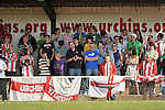 30/04/2011 - AFC Hornchurch Vs Maidstone United - Ryman Premier League