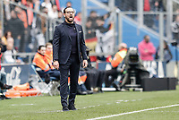 8th February 2020; Coliseum Alfonso Perez, Madrid, Spain; La Liga Football, Club Getafe Club de Futbol versus Valencia; Jose Bordalas Coach of Getafe CF