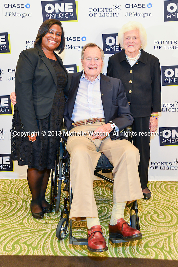One America Houston Luncheon at the Hilton Americas