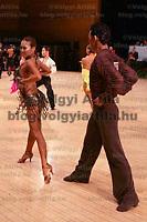 0801241072c UK Open dance competition. International Centre,  Bournemouth, United Kingdom. Thursday, 24. January 2008. ATTILA VOLGYI