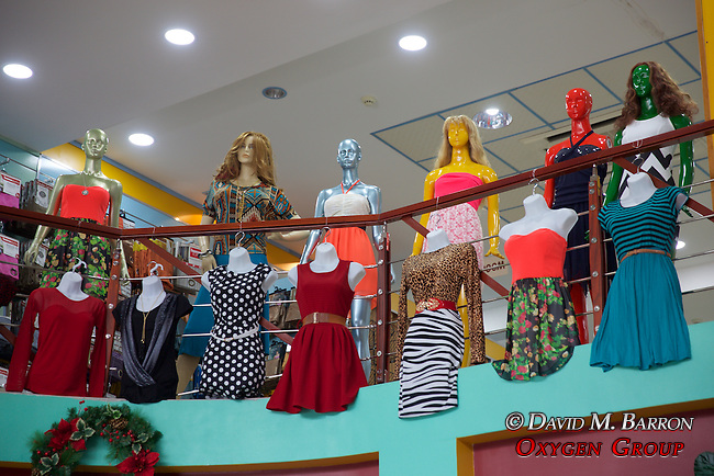 Mannequins In Clothing Store, Otrobanda