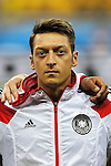 Mesut Ozil (GER), JULY 8, 2014 - Football / Soccer : FIFA World Cup Brazil 2014 Semi Final match between Brazil and Germany at the Estadio Mineirao in Belo Horizonte, Brazil. (Photo by AFLO) [3604]