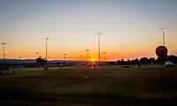 Irvine, CA  - November 03, 2019: U.S. Soccer Development Academy Boys' U-14 Fall Western Regional Showcase at Great Park.