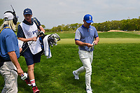Paul Casey (GBR) heads to the tee on 12 during round 4 of the 2019 PGA Championship, Bethpage Black Golf Course, New York, New York,  USA. 5/19/2019.<br /> Picture: Golffile | Ken Murray<br /> <br /> <br /> All photo usage must carry mandatory copyright credit (© Golffile | Ken Murray)