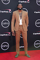 LOS ANGELES, CA - JULY 12: DeAndre Jordan at The 25th ESPYS at the Microsoft Theatre in Los Angeles, California on July 12, 2017. Credit: Faye Sadou/MediaPunch