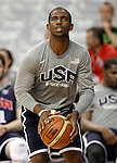 USA's Chris Paul during training session.July 23,2012(ALTERPHOTOS/Acero)