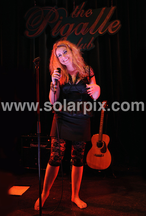 **ALL ROUND PICTURES FROM SOLARPIX.COM**                                             **WORLDWIDE SYNDICATION RIGHTS**                                                                                  Caption:   Charlotte Church performing live at her forthcoming Album Playback gig.  Held at The Pigalle Club, Picadilly, London, on Thursday September 16, 2010.                                                                            This pic:    Charlotte Church                                                                                          JOB REF:   12103     SSD       DATE:    16.09.10                                                         **MUST CREDIT SOLARPIX.COM OR DOUBLE FEE WILL BE CHARGED**                                                                      **MUST AGREE FEE BEFORE ONLINE USAGE**                               **CALL US ON: +34 952 811 768 or LOW RATE FROM UK 0844 617 7637**