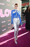 """HOLLYWOOD, CA June 21- Kate Nash, At Premiere Of Netflix's """"GLOW"""" at The ArcLight Cinemas Cinerama Dome, California on June 21, 2017. Credit: Faye Sadou/MediaPunch"""