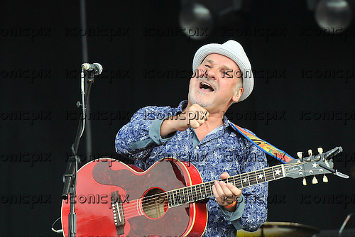 PAUL CARRACK - performing live at BT London Live 2012 Olympic concerts held in Hyde Park London UK - 11 Aug 2012.  Photo credit: George Chin/IconicPix