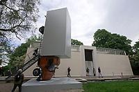57th Art Biennale in Venice - Viva Arte Viva. Giardini.<br /> Austrian Pavillion. Erwin Wurm.