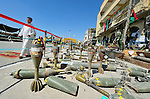 Months of fighting in Misrata, Libya, have left an abundance of ordnance scattered all over the city, some of which has been gathered by residents and placed in informal displays in front of buildings. Yet these informal museums include some extremely dangerous unexploded ordnance, and an ordnance disposal team from the ACT Alliance is working with local residents and city officials to neutralize the threat posed to civilians by the war debris...