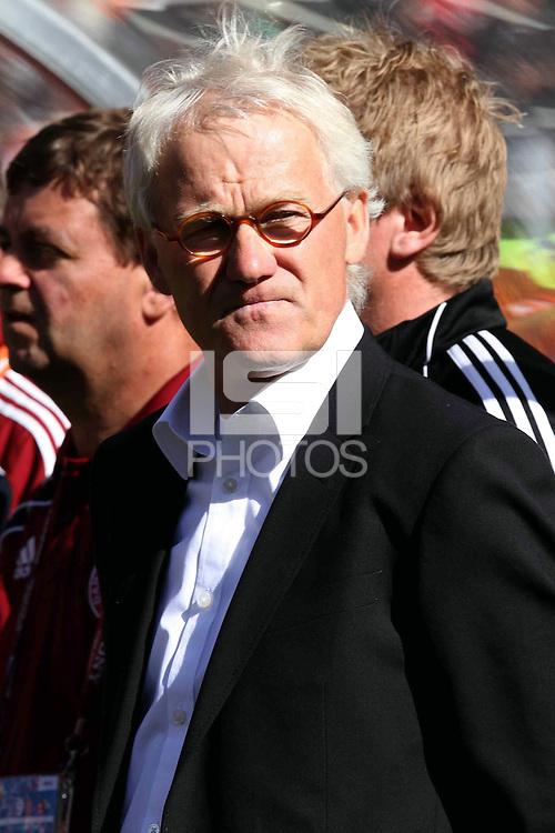 Morten Olsen coach of Denmark